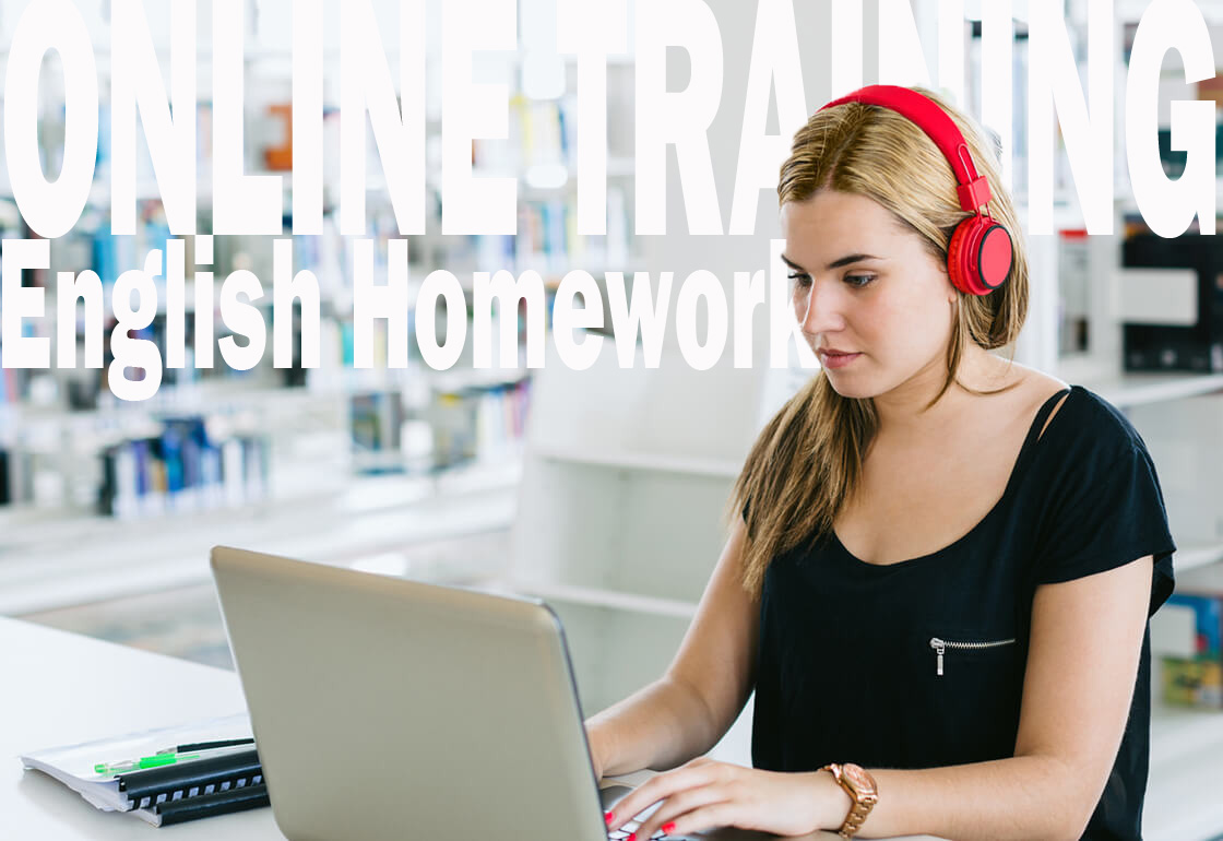 Online Training Advantages for English Homework