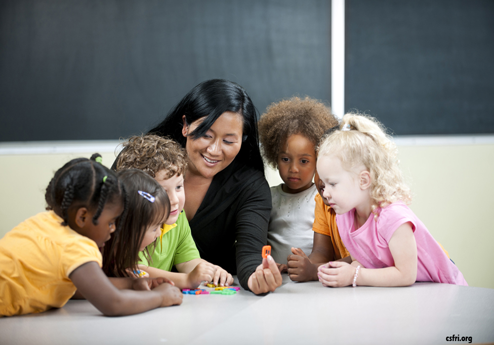 How to Become a Certified Early Childhood Educator