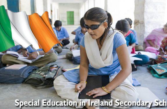 Special Education in Ireland Secondary Schools