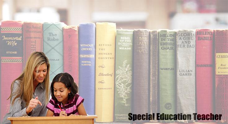 Develop into a Special Education Teacher