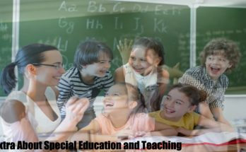 Extra About Special Education and Teaching